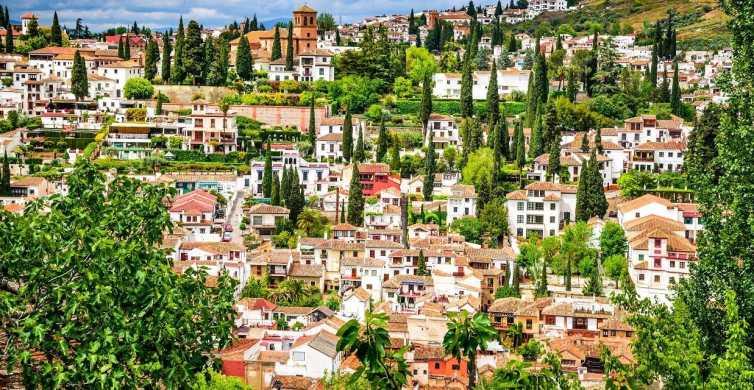 Granada: Albaicin & Sacromonte Guided Walking Tour