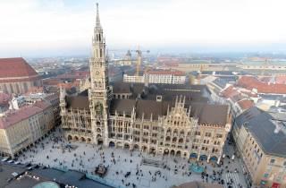 München: Legendäre Brauereien und Bars City Game