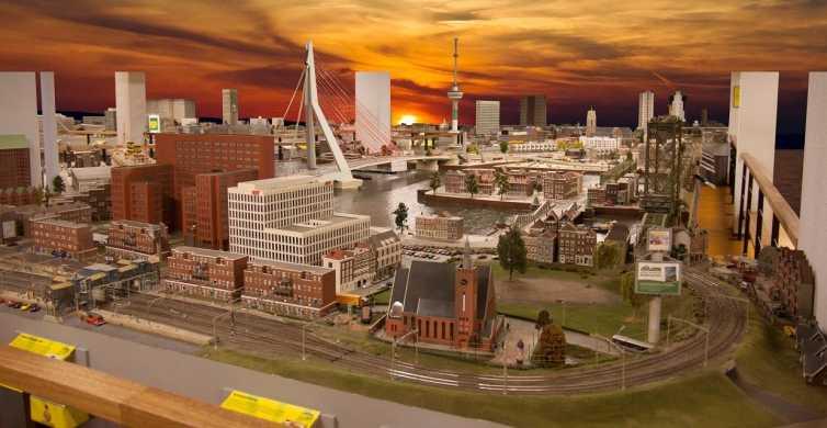Rotterdam: Miniworld Rotterdam Entry Ticket