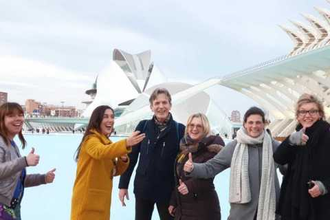 Valencia: Private 4-Hour Shore Excursion