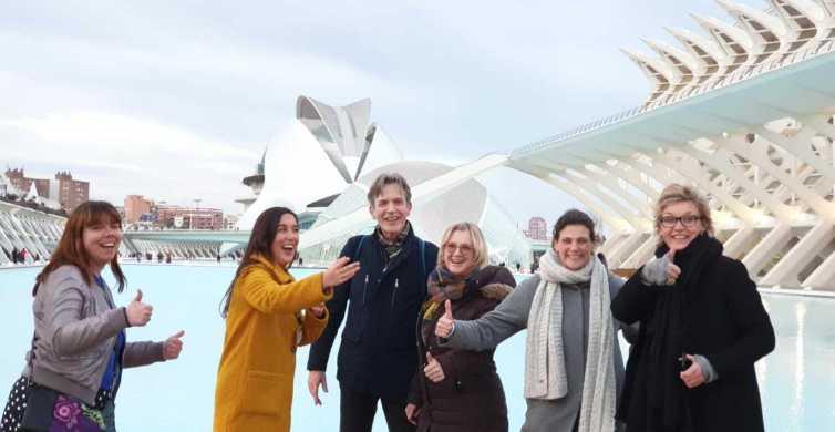 Valencia: Private 4-Hour Shore Excursion