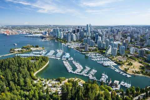Vancouver: City & North Vancouver Small-Group Full-Day Tour