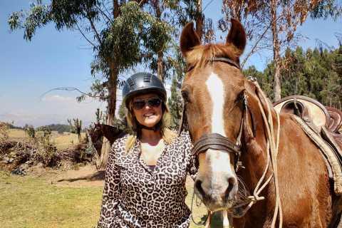 Cusco: Half-Day Horseback Riding at Devil's Balcony