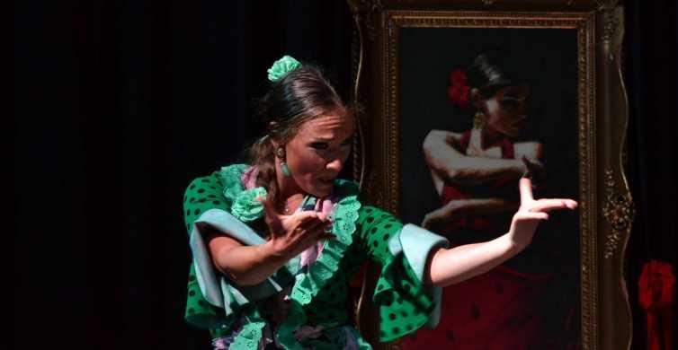Granada: espectáculo de flamenco en La Alboreá