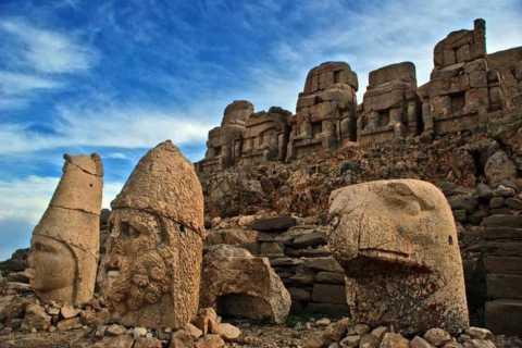 From Cappadocia: 2-Night Nemrut, Sanliurfa, and Harran Tour