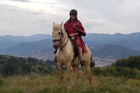Cusco: Hidden Incan Temples Full-Day Horseback Riding Tour