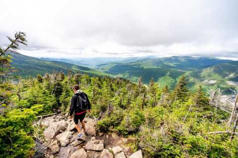 White Mountains: 3-Day Self-Guided High Peaks Hiking Trip