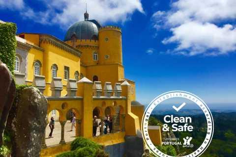 From Lisbon: Van Tour to Sintra, Cascais and Estoril