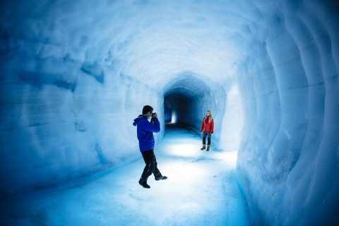 Húsafell: Langjökulll Glacier Ice Cave Tour