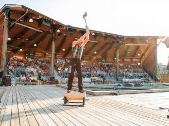 Pigeon Forge: Lumberjack Feud Show