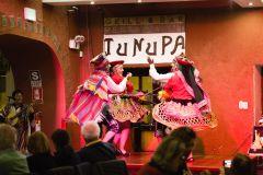 Cusco: Show folclórico andino e jantar de 5 pratos em Tunupa