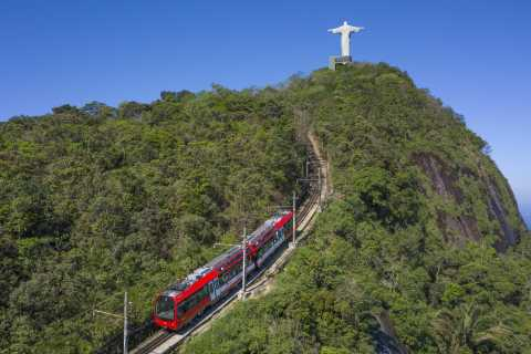 Rio: Christ Redeemer by Train & City Highlights Morning Tour