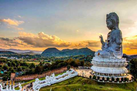 Chiang Rai: Small Group Sightseeing Tour