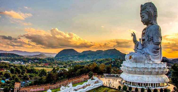 Chiang Rai: Small Group Sightseeing Tour