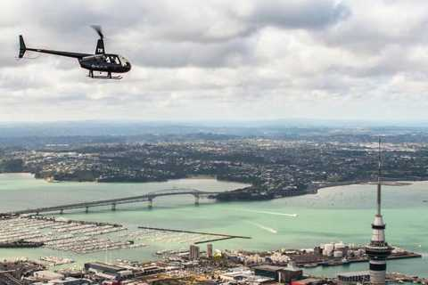Auckland: Scenic Helicopter Flight