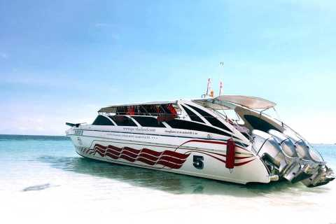 Krabi: Speed Boat Transfer to/from Koh Yao Noi