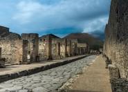 Rom: Tagesausflug nach Pompeji mit Skip-the-Line-Eintritt und Mittagessen