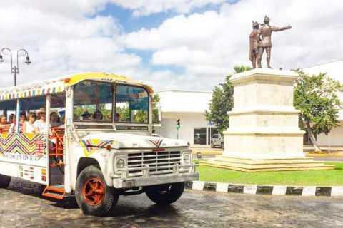 メリダ:グアグアバスでのシティツアー