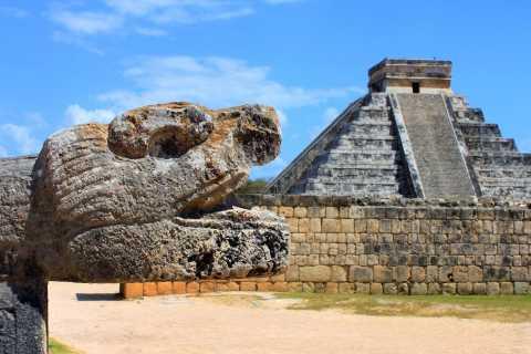 Van Mérida: dagtour naar Chichén Itzá met lunch