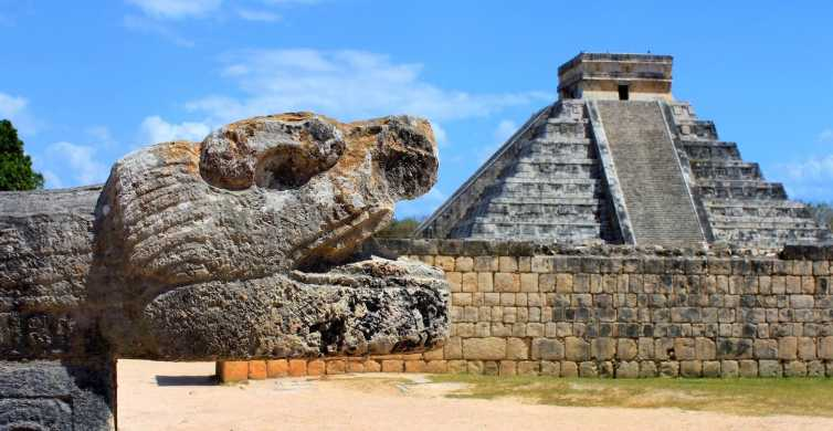 From Mérida: Full-Day Tour to Chichén Itzá with Lunch