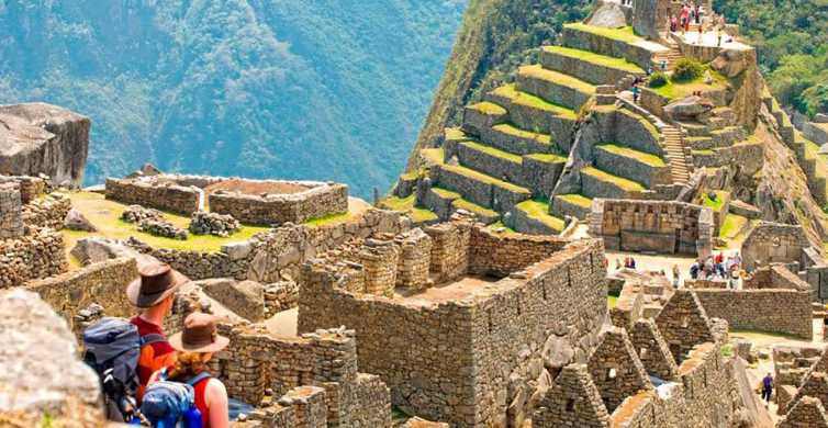 Cusco: Full-Day Trip to Machu Picchu with Optional Hiking