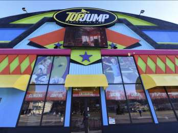 Pigeon Forge: TopJump Trampolin & Extreme Arena Ticket