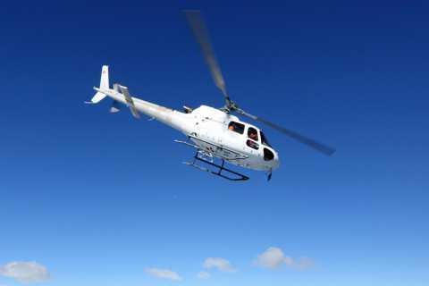 Bern: Privater 54-minütiger Hubschrauberflug mit Jura und Seeland