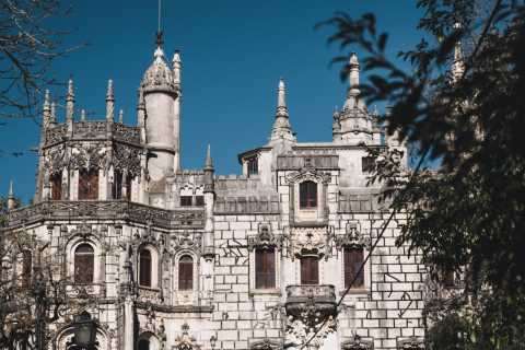 Sintra: Jeep Tour with Visits to Regaleira and Pena Palace