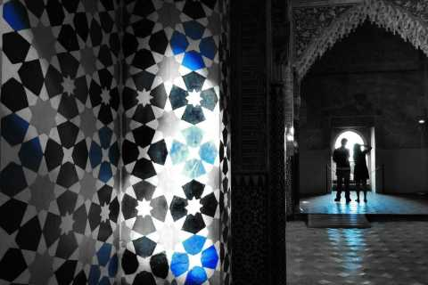 Granada: Fast-Track Alhambra & Nasrid Palaces Guided Tour