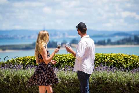 Ilha Waiheke: excursão privada ao vinho com degustações
