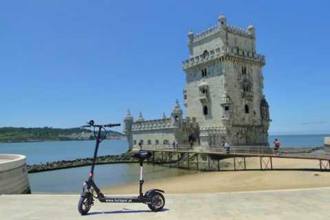 Lisbon: Belém Tour by Electric Scooter