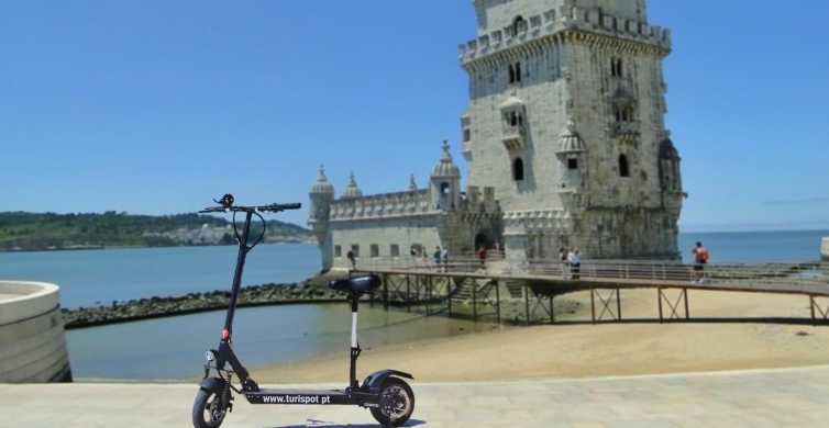 Lisbon: Belém Tour by Electric Scooter