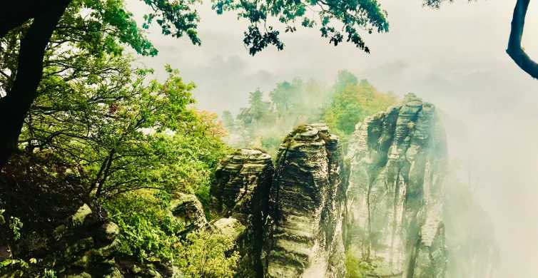 Bohemia and Saxon Switzerland Day Trip From Dresden