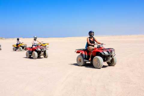 Makadi Bay: Quad Bike Experience