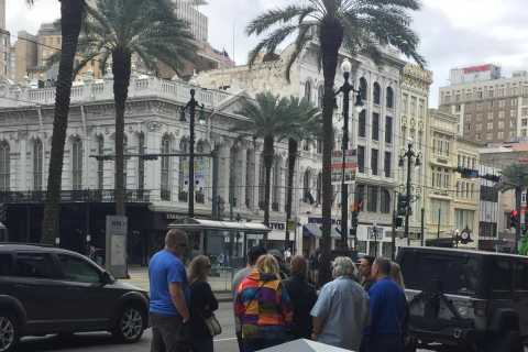 New Orleans: Mafia, Sex, And All That Jazz Walking Tour