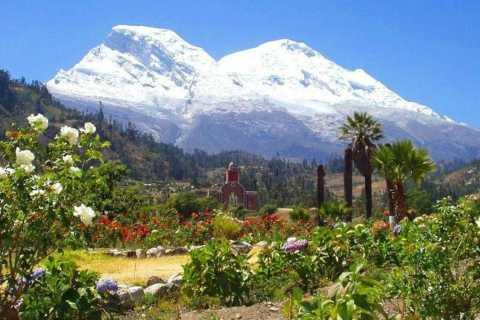 Huaraz: excursión de un día al lago Llanganuco