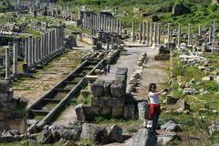 Perge, Aspendos e Side Full-Day Tour de Antalya