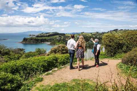 Waiheke Island Premium Food & Wine Tour com Almoço Platter