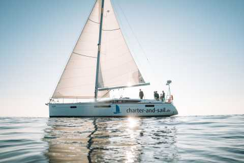 Rostock: Segeltour – Halbtags, Ganztags, Sonnenuntergang