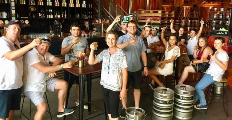 Canbeera Explorer - Capital Brewery Tour - Full Day