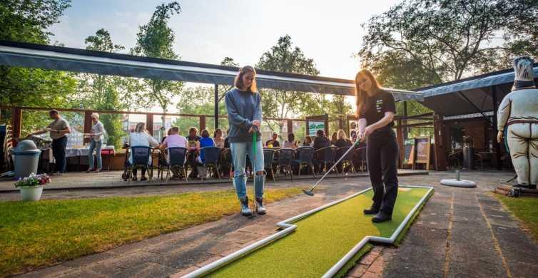 Rotterdam: 18-Hole Mini-Golf Game