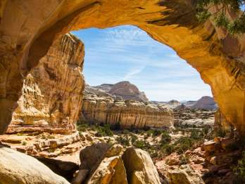 Von Salt Lake City: Private Capitol Reef National Park Tour