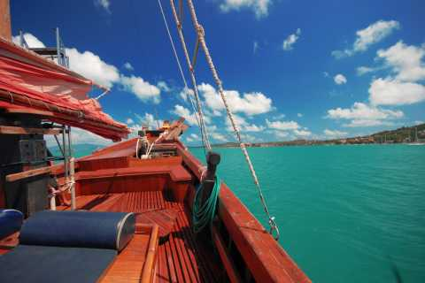 Koh Samui: Private Overnight Cruise to Ang Thong Marine Park