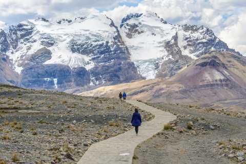 Huaraz: excursión de un día al glaciar Pastoruri