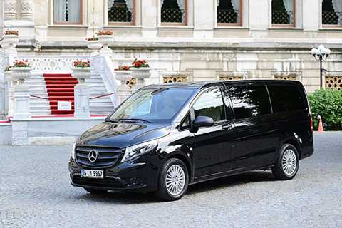 Istanbul: Private Car Hire with Driver