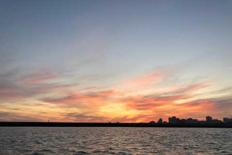 From Portimão: Sunset Boat Trip with Wine