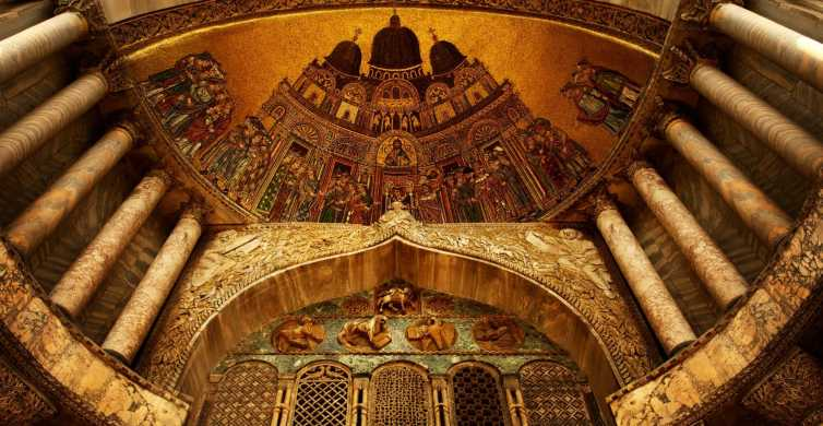 Venice: St. Mark's Basilica Virtual Tour with Local Guide