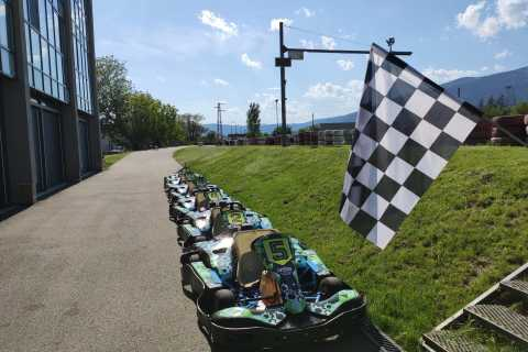 Varna: buggy-, go-kart- en paintballervaring met lunch
