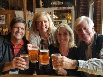 Rockland, Maine: Mittags kulinarischer Rundgang
