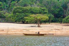 Alter do Chão: Rio Arapiuns e passeio de barco pela vila de Urucureá